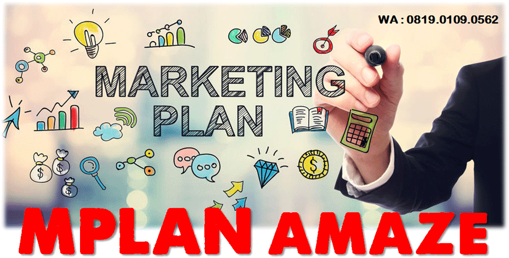 MARKETING PLAN AMAZE